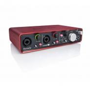 Focusrite Scarlett 2i4 (2nd gen) USB Audio Interface (B STOCK)