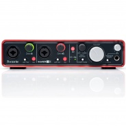 Focusrite Scarlett 2i4 USB Audio Interface