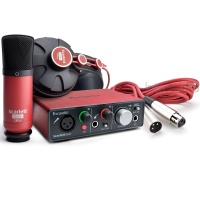 Focusrite Scarlett Solo Studio Pack - B STOCK
