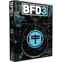 FXpansion BFD3 Virtual Drum Software (Boxed USB Software)