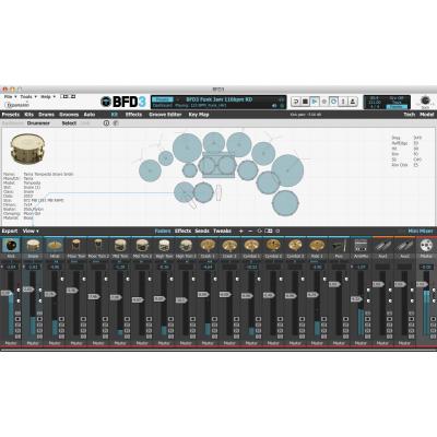 Virtual Instrument Software : fxpansion bfd3 virtual instrument drum software ~ Russianpoet.info Haus und Dekorationen
