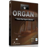Garritan Classic Pipe Organs (Serial Download)