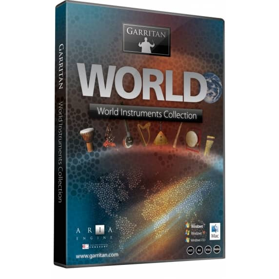 Garritan World Instruments (Serial Download)