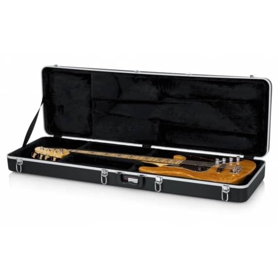 Gator GC-BASS Deluxe Hard Case for Bass Guitars'