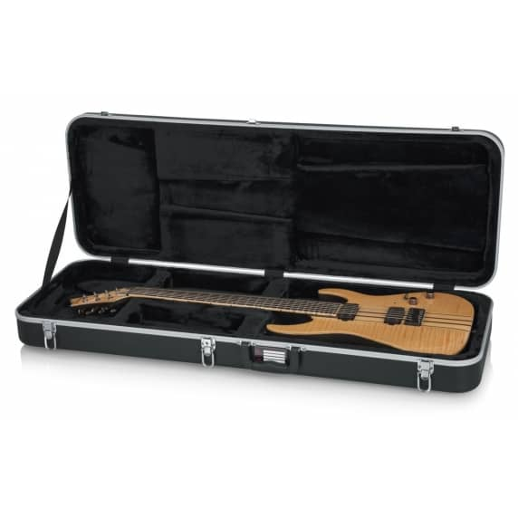 Gator GC-ELEC-XL Extra Long Hard Case for Electric Guitars
