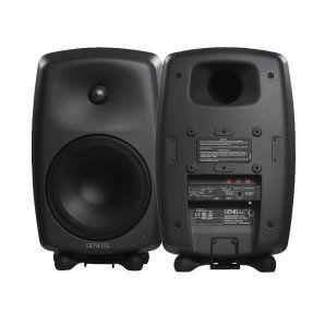 genelec 8040a active studio monitors pair. Black Bedroom Furniture Sets. Home Design Ideas