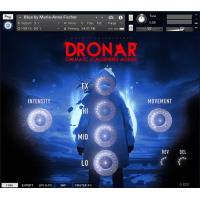Gothic Instruments DRONAR Cinematic Atmospheres (Serial Download)