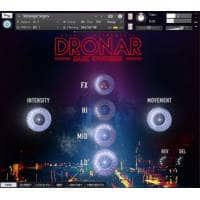 Gothic Instruments DRONAR Dark Synthesis (Serial Download)