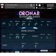 Gothic Instruments DRONAR Glitchscapes (Serial Download)