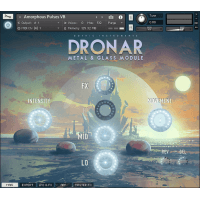 Gothic Instruments DRONAR Metal And Glass (Serial Download)