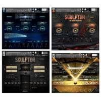 Gothic Instruments Sculptor Bundle (Serial Download)