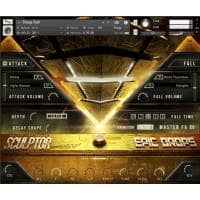 Gothic Instruments SCULPTOR Epic Drops (Serial Download)