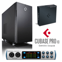 Inta Audio i7 EVO PRO Music PC With Cubase 10 Pro & Studio 68 Interface