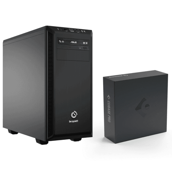 i7 EVO PRO Music PC With Cubase 11 Pro