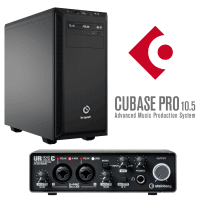 Inta Audio i7 EVO PRO Music PC With Cubase Pro 10.5 & UR22C Interface