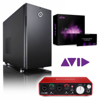 Inta Audio i7 EVO PRO Music PC With Protools & Focusrite 2i2 Interface