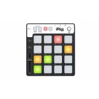 IK Multimedia iRig Pads - Midi Groove Controller - B Stock