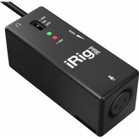 IK Multimedia iRig Pre Mic Interface for iOS - B-STOCK