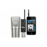 IK Multimedia iRig Pre Mic Interface for iOS