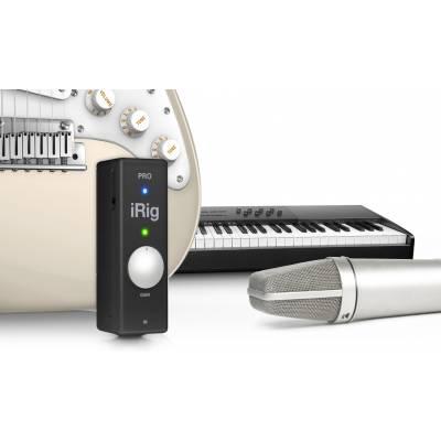 ik multimedia irig pro advanced ios audio interface b stock ik multimedia from inta audio uk. Black Bedroom Furniture Sets. Home Design Ideas