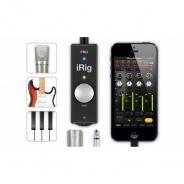 IK Multimedia iRig PRO - Advanced iOS Audio Interface