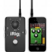 IK Multimedia iRig Stomp Guitar Stomp Box Interface for iPhone