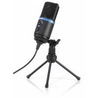 IK Multimedia iRig Studio - Digital Microphone for iPhone, iPad, Mac, PC & Android Black