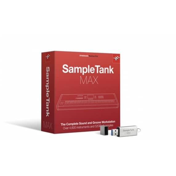 IK Multimedia SampleTank Max VST Bundle (Serial Download)
