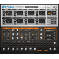 Image Line Drumaxx Percussion Modelling Instrument (Serial Download)