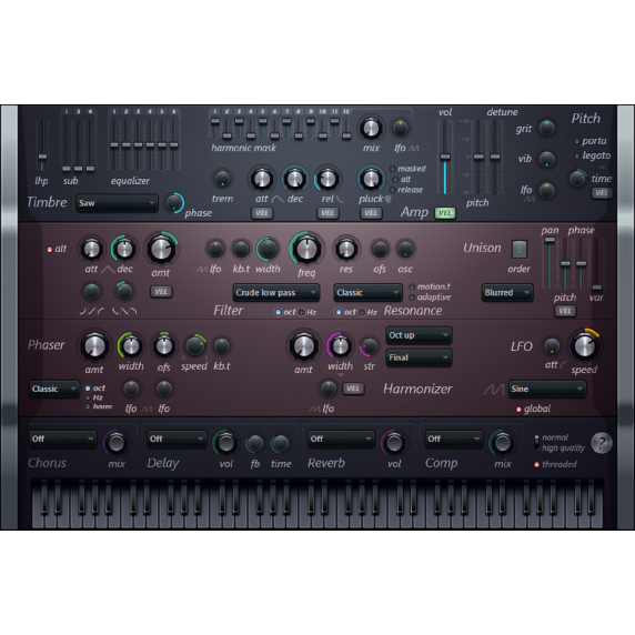 Image-Line Harmless - Additive Synth (Serial Download)
