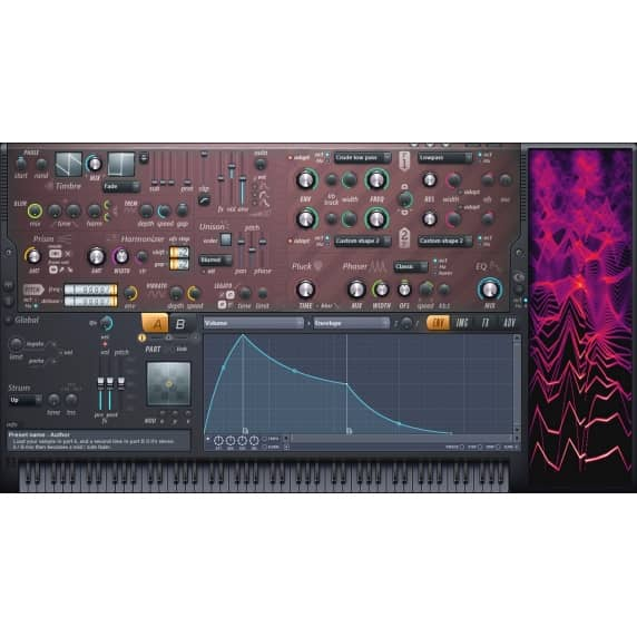 Image-Line Harmor Synthesis Engine (Serial Download)
