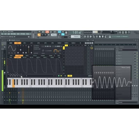 Image-Line Sytrus FM Synth (Serial Download)