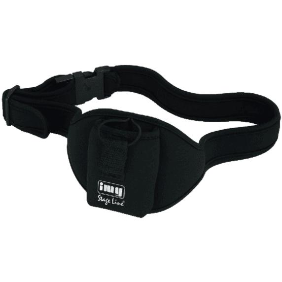IMG Stageline Black Waistband Bag - TXS-10BELT/SW