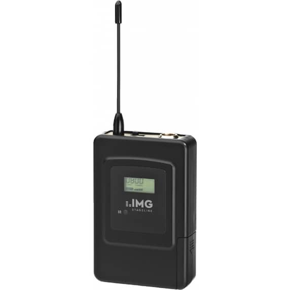 IMG Stageline TXS-606HSE Multifrequency Pocket Transmitter