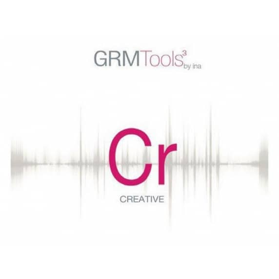 Ina-GRM Creative Bundle (Serial Download)