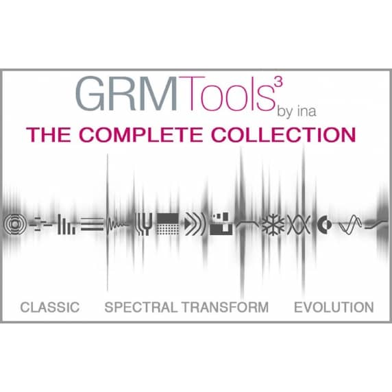 INA-GRM Tools Complete 1 (Serial Download)