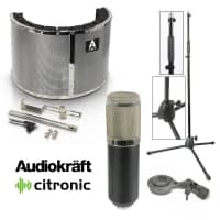 Inta Audio Vocal Recording Bundle