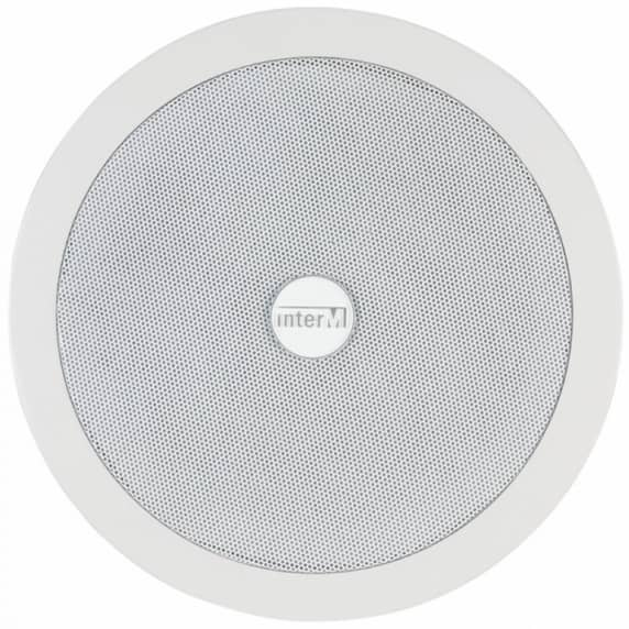 Inter-M CS610F Premium Ceiling Speaker - 100V Line, 6""