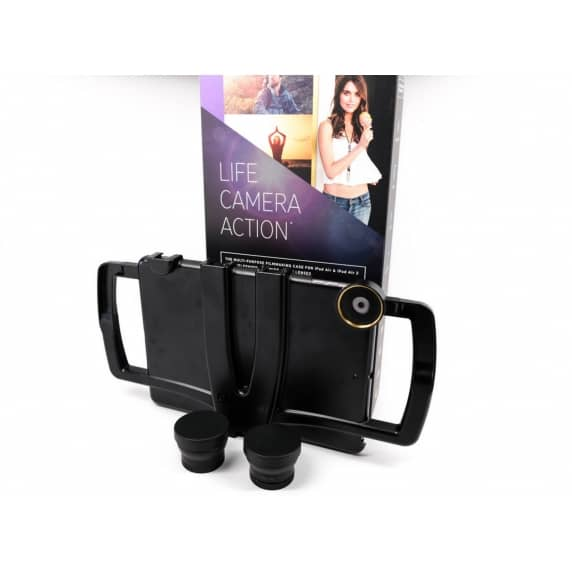 iOgrapher Filmmaking Kit for iPad Mini with Lenses