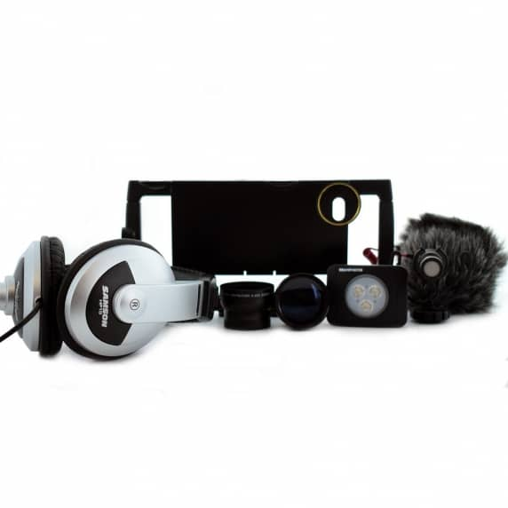 iOgrapher Quick Start Filmmaking Kit for iPhone 6/6s