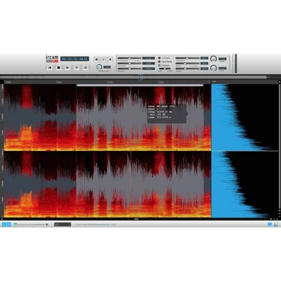 Ircam Lab TS (Serial Download)