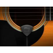 iRig Acoustic Guitar Interface and Microphone - For iOS, Android and Mac