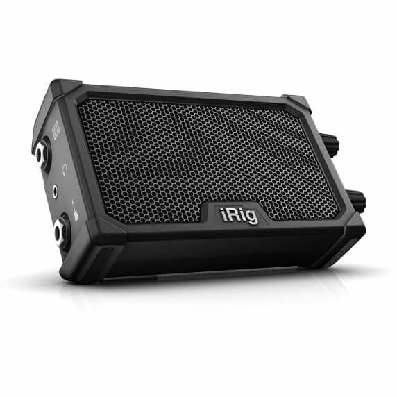 iRig Nano Amp Guitar Amp and Speaker