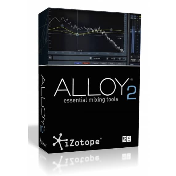 iZotope Alloy 2 Essential Mixing Tools (Serial Download)