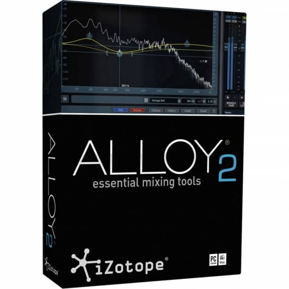 iZotope Alloy 2 Upgrade (Serial Download)