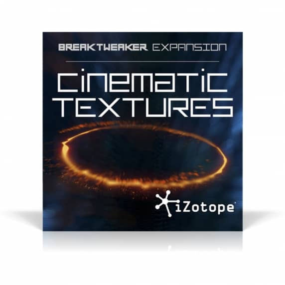 iZotope BreakTweaker Cinematic Textures (Serial Download)