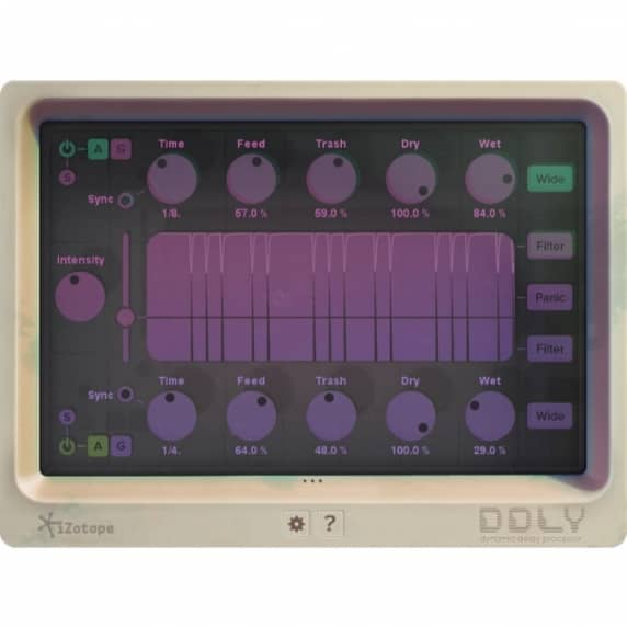 iZotope DDLY Dynamic Delay Plug-in (Serial Download)