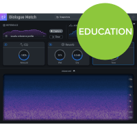 iZotope Dialogue Match EDUCATION (Serial Download)
