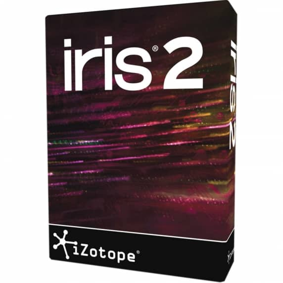 Izotope Iris 2 - Virtual Synthesizer EDUCATION (Serial Download)