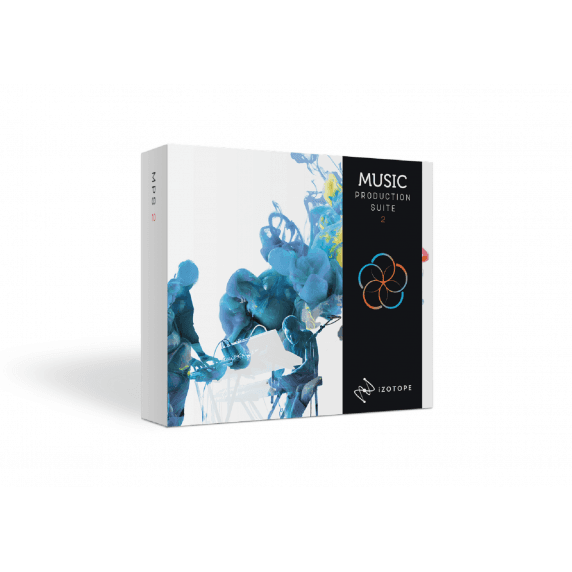 iZotope Music Production Suite 2 EDU (Serial Download)